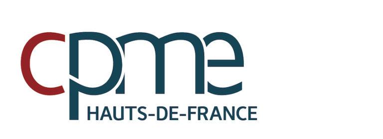 Logo de la CPME Hauts-de-France